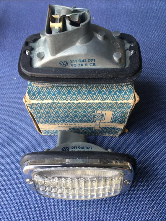 Back up Light Assy for T-II